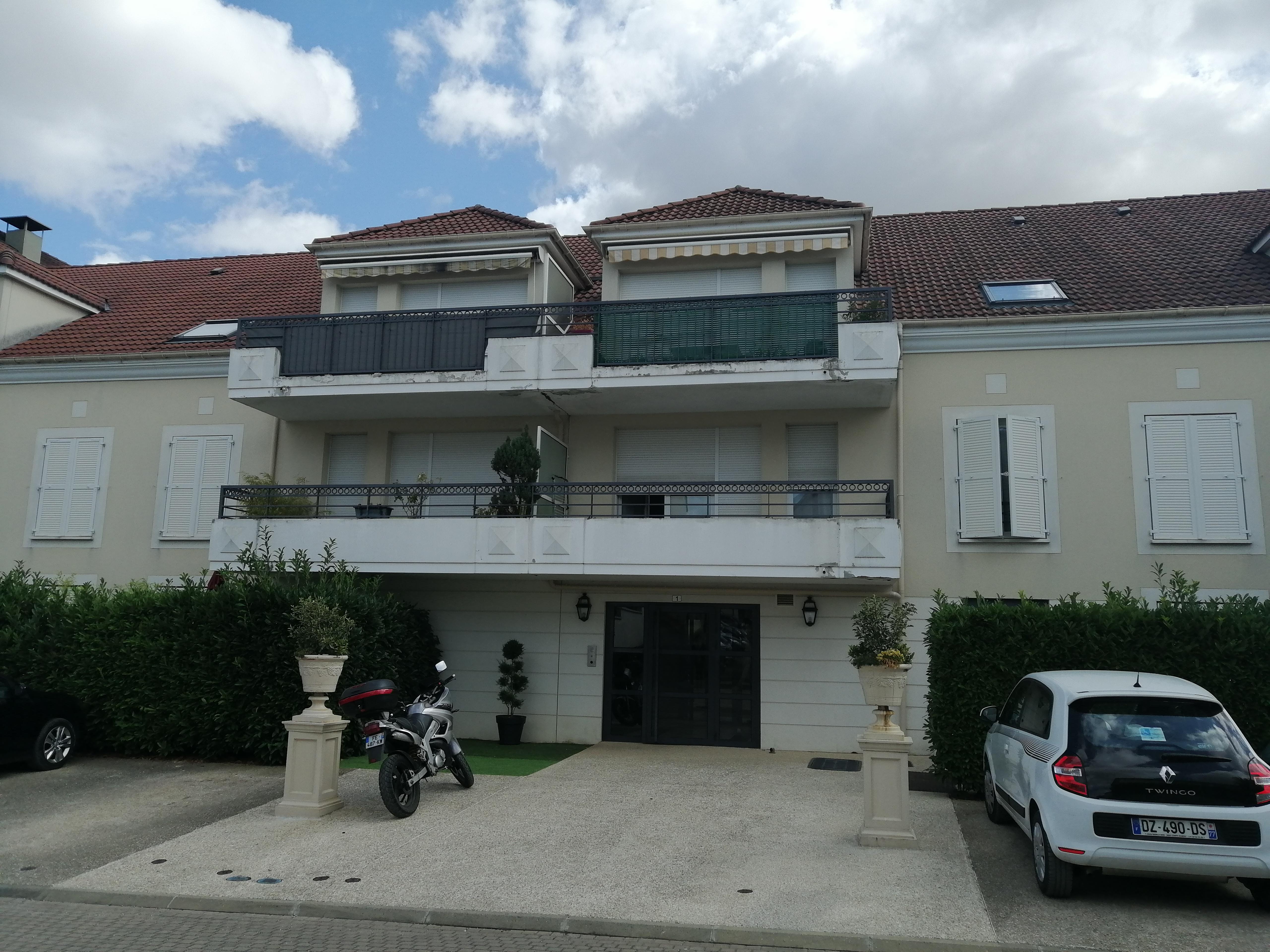 Appartement 2 pièces de 51,54m² à BRIE COMTE ROBERT