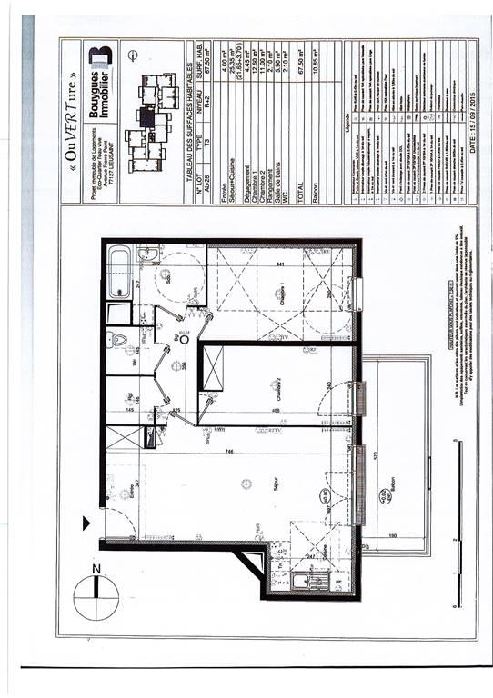 LIEUSAINT – Appartement