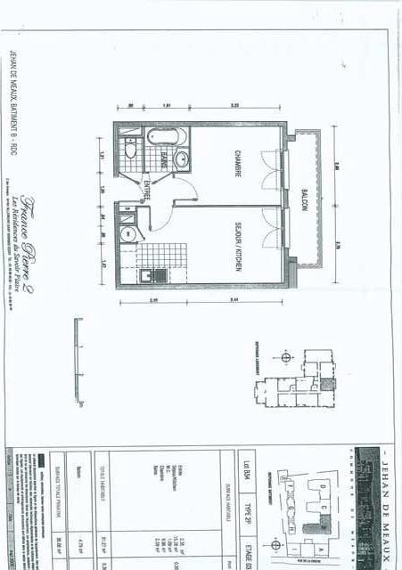 MEAUX – Appartement