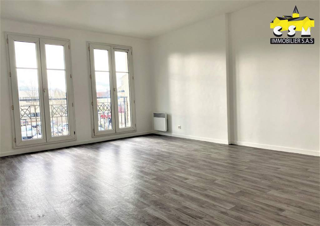 BAILLY-ROMAINVILLIERS – Appartement