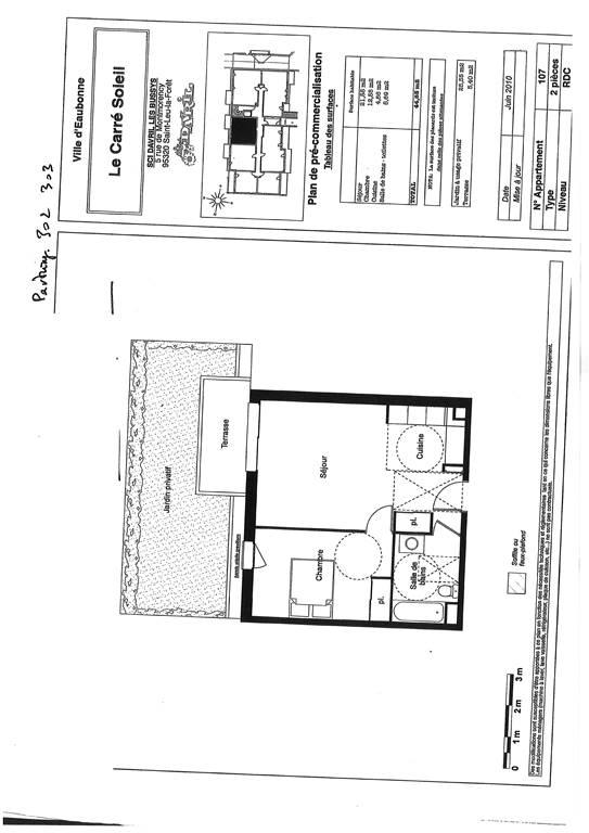 EAUBONNE – Appartement