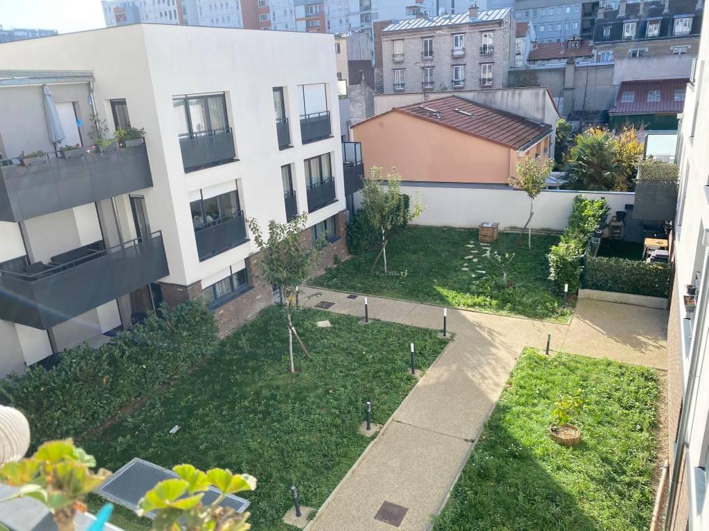 SAINT-OUEN – Appartement