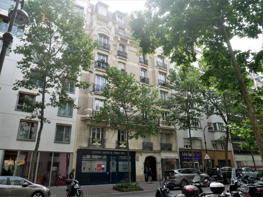 PARIS – Appartement